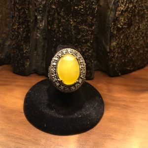 Flameng Ring Silver sultana 925